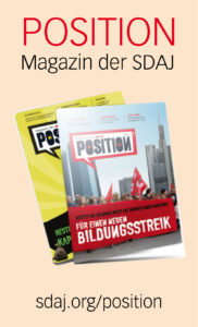Position - Magazin der SDAJ