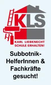 Karl-Liebknecht-Schule erhalten!